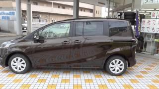 getlinkyoutube.com-トヨタ・新型シエンタ(ヴィンテージブラウン)2015年7月発売_TOYOTA NEW SIENTA BROWN COLOR 2015.7