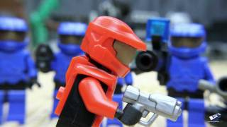 getlinkyoutube.com-Battle of the Brick: Built for Combat - The Movie