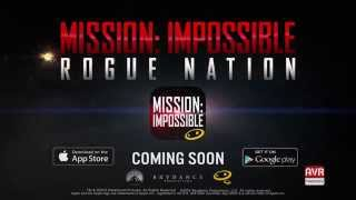Mission Impossible Rogue Nation gioco per iOS e Android