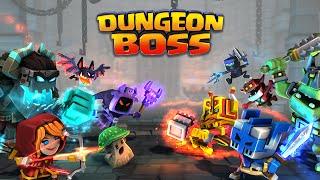 getlinkyoutube.com-Let's Play Dungeon Boss! - IT'S ROGAR STONECRUSHER!! | iPad Gameplay