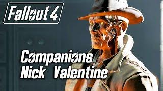 getlinkyoutube.com-Fallout 4 - Companions - Meeting Nick Valentine