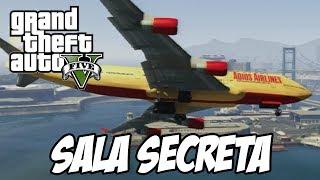 getlinkyoutube.com-GTA V - Sala Secreta no aeroporto