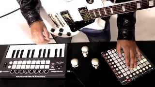 getlinkyoutube.com-Daft Punk - Within [Ableton Live Loop](Cover by Alejandro Freez)
