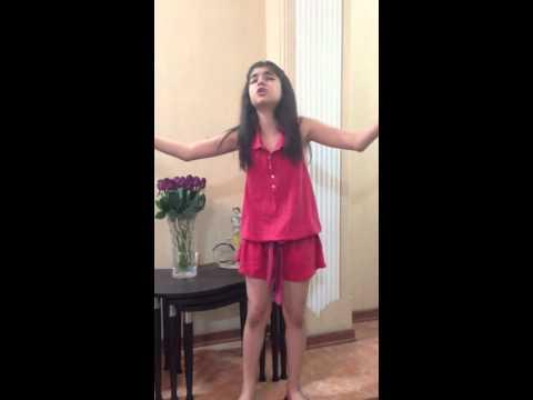 Samin Bolori-Iran اجرا فوقالعاده دختر بچه ایرانی