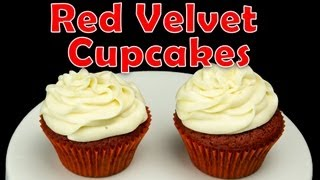 getlinkyoutube.com-How to Make Red Velvet Cupcakes by Cookies Cupcakes and Cardio