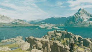 getlinkyoutube.com-Building the Biggest Forge Yet - Halo 5: Guardians