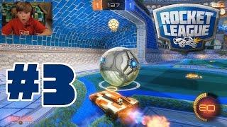 getlinkyoutube.com-Rocket League (#3) | KID GAMING
