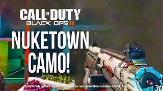 "getlinkyoutube.com-Black Ops 3 NEW ""NUKETOWN"" Camo & Personalization Pack! Call of Duty Black Ops 3"
