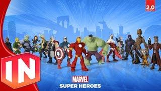 getlinkyoutube.com-Disney Infinity 2.0 - All Character Previews (Remembering Infinity)