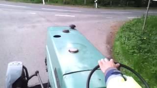 Deutz Motorwagen Abfahrt nach Oyten Backsberg