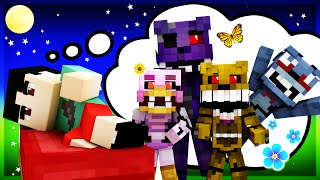 getlinkyoutube.com-FNAF Origins - Night 1 (Minecraft Roleplay)