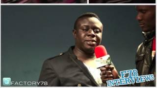 getlinkyoutube.com-AY, Gordons, Mc shakara, Elenu @  AYshow Comedy Crusade London Invasion 2011 (Backstage interview)