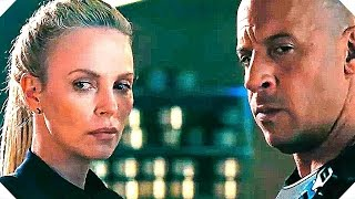 FAST AND FURIOUS 8 - Bande Annonce VF Teaser / FilmsActu width=