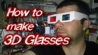 getlinkyoutube.com-How to Make 3D Glasses