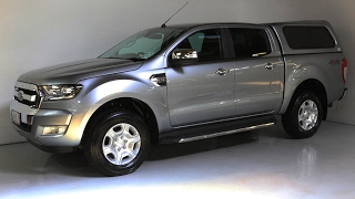 getlinkyoutube.com-2016 Ford Ranger XLT 4x4 Auto - Team Hutchinson Ford