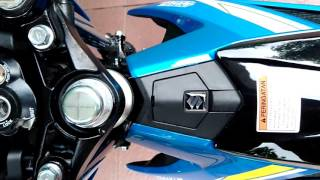 getlinkyoutube.com-Video walk around Suzuki Satria FU150 Fi MotoGP