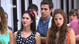 getlinkyoutube.com-Violetta 2 - Violetta verlässt das Studio  (Folge 16) Deutsch