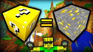 getlinkyoutube.com-LUCKY Block ERZE?! - Minecraft Lucky Miners [Deutsch/HD]