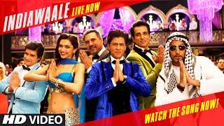 getlinkyoutube.com-OFFICIAL: 'India Waale' Video Song - Happy New Year | Shah Rukh Khan | Deepika Padukone