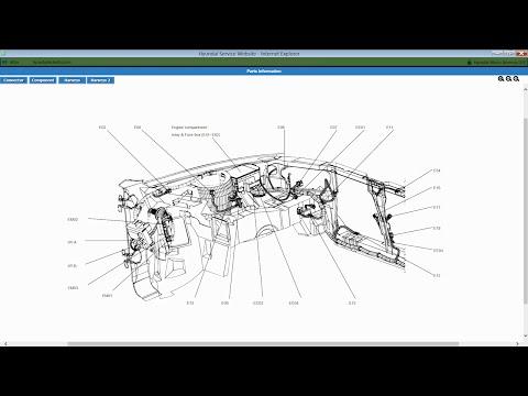 Расположение блока управления абс в Hyundai Atos
