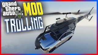 getlinkyoutube.com-GTA 5 ONLINE - FUNNY MOD MENU TROLLING #21 - KILLING EVERYONE (GTA 5 MODS)