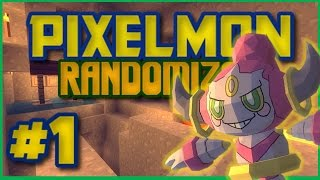 Pixelmon 4.1.4  Randomizer Season 2 ★ Episode 1 - A LEGEND REBORN ★ Pixelmon Roleplay