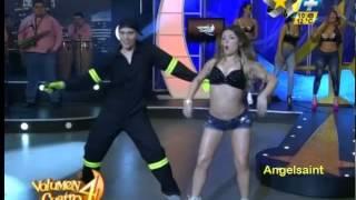 @madeeleynA @victortorres_tv bailan #coqueta en #volumen4
