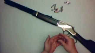 getlinkyoutube.com-MajorPandemic.com - Henry Big Boy Rifle Review .357/.38 special