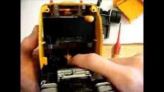 getlinkyoutube.com-RC Tractors - 1:32 Scale SIKU Scania R620 Disassembly