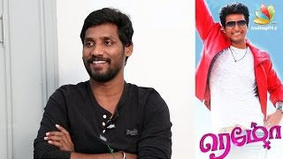 Interveiew: Remo Director responds to Tootsie Copy Rumors
