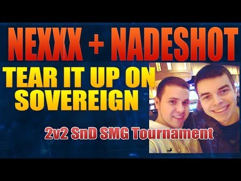 NexXx & Nadeshot Tear it up on Sovereign