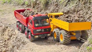 getlinkyoutube.com-RC CONSTRUCTION MINE! AWESOME RC MACHINES ON THE BIGGEST MINE!