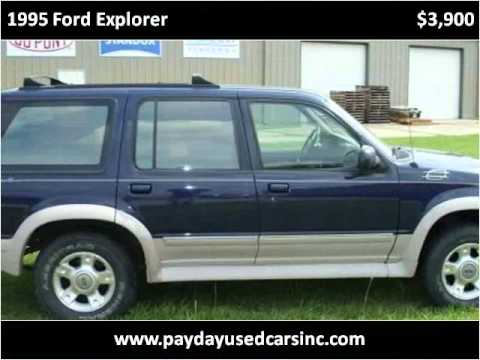 1995 ford explorer problems online manuals and repair