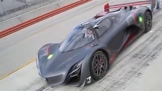 getlinkyoutube.com-Mazda Furai Concept w/ rotary sound