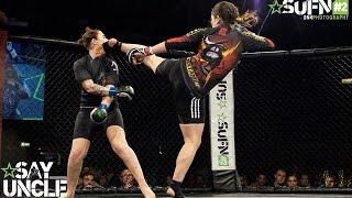 getlinkyoutube.com-Pre UFC Veronica Macedo - Knock Out - Womens MMA KO