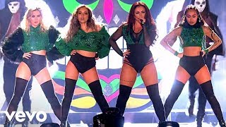 getlinkyoutube.com-Little Mix - Black Magic - Live at The BRIT Awards 2016