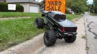 Junk Yard testing