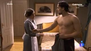 getlinkyoutube.com-Manuela y Germán se besan por primera vez
