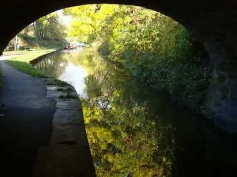 Marple - Macclesfield Canals Wed 22 Oct 08 (maps + pics).wmv