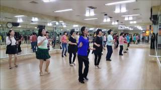 getlinkyoutube.com-Escapate Line Dance