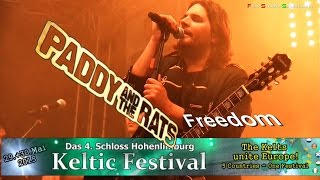 getlinkyoutube.com-Paddy and the Rats - Freedom - Keltic Festival Schloss Hohenlimburg 2015