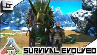 getlinkyoutube.com-ARK: Survival Evolved - IKE THE TRIKE! S3E4 ( Gameplay )