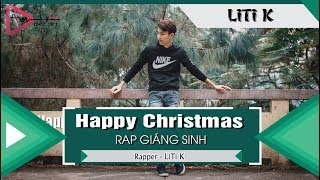 Happy Christmas - LiTi K 「Video Lyrics」