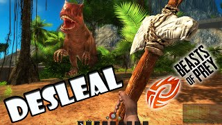 getlinkyoutube.com-Sobrevivência Prehistorica EPICO - Beasts of Prey
