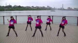 getlinkyoutube.com-フォローミー ダンス follow me E-girls