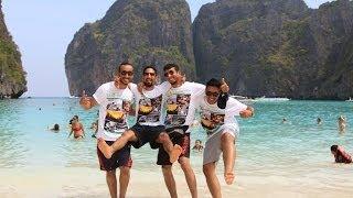 getlinkyoutube.com-Holm in Phuket 2014 - (جزيرة بوكيت) رحلة فريق حلم 2014