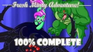 getlinkyoutube.com-Fresh Minty Adventure! (100% Complete)