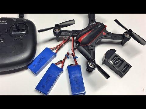 MJX Bugs 3 Mini Battery Mod & Flight