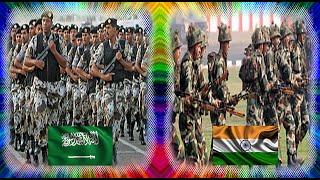 getlinkyoutube.com-Saudi Arabian Army VS Indian Army - Power Comparison 2016 - 2017