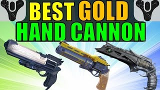 getlinkyoutube.com-Best Gold/Exotic Hand Cannon In Destiny!